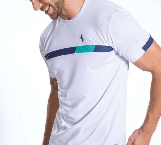 Camiseta Dri-Fit ALLNITRO. 100% Poliéster.
